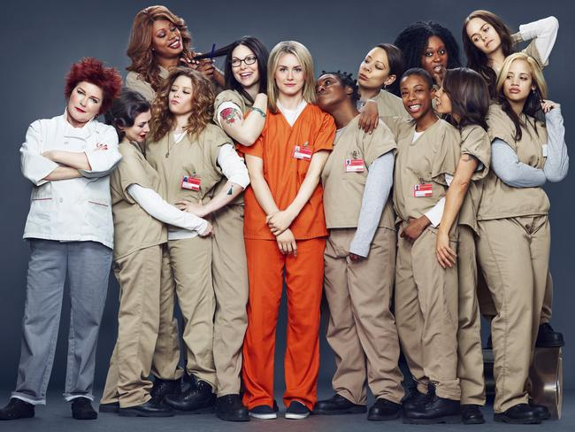 The cast of Orange Is the New Black have sparked something of a prison fashion trend.