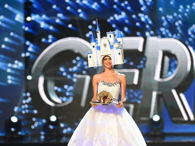 20 most bizarre national costumes at the Miss Universe Pageant