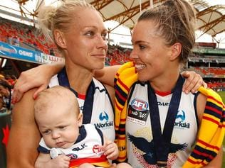 AFL Women's Grand Final - Brisbane v Adelaide