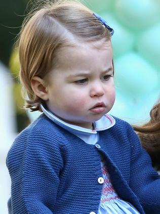 Princess Charlotte S Royal Tour Of Canada Says Pop As
