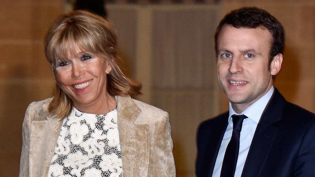 Brigitte Trogneux: France's First Lady married former ...