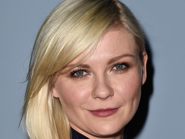 Kirsten Dunst took to Twitter to publicly condemn Apple's iCloud service.