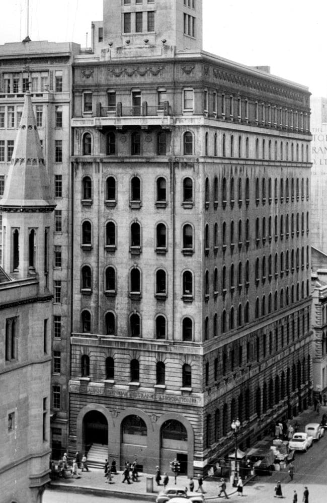 Hobart Office Building also 3161916 additionally Nla moreover Blog Introduction besides 14 Martin Place. on colonial mutual life building