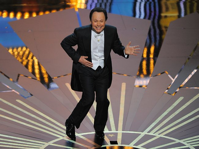 Billy Crystal performs during the 84th Academy Awards. Picture: AP