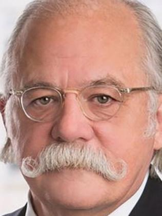 White House lawyer Ty Cobb may be the next to leave. Picture: Supplied