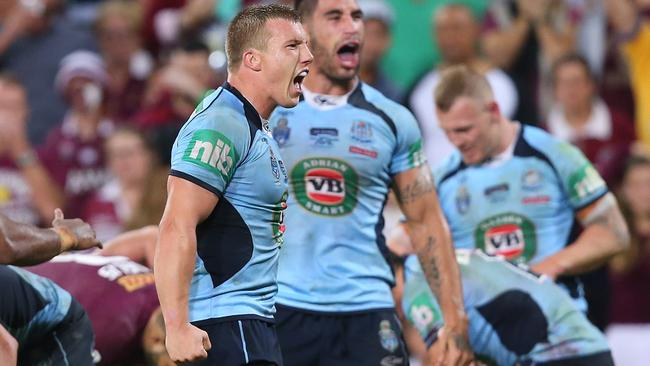 Hodkinson says he will rain a barrage on Queensland as NSW look to claim the series.