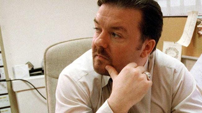 David Brent probably thought he was influential but was really just a jackass.