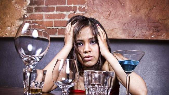 Signs of drunkenness can be hard to detect without a breath test, say researchers. Source: iStock.