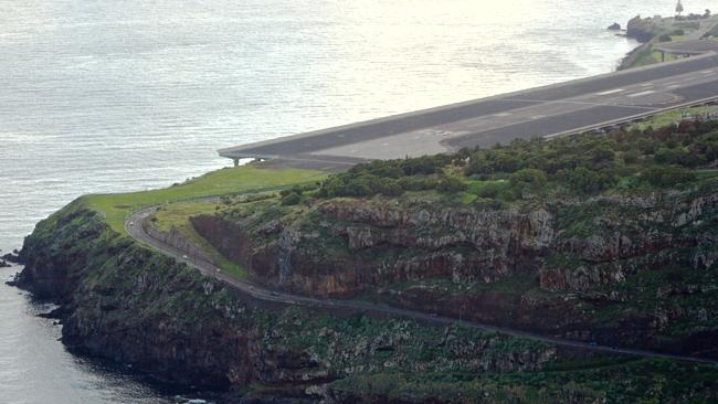 Madeira Airport seen from the viewpoint at Pico de Facho. Picture: FutureShape, Flickr