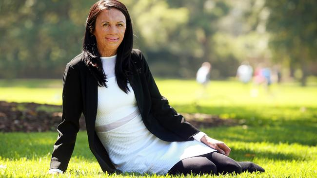 Turia Pitt pictured is the 2014 NSW Woman of the Year.