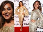 Jessica Mauboy arrives at the Instyle and Audi 'Women of Style' Awards. Picture: Justin Lloyd/Getty