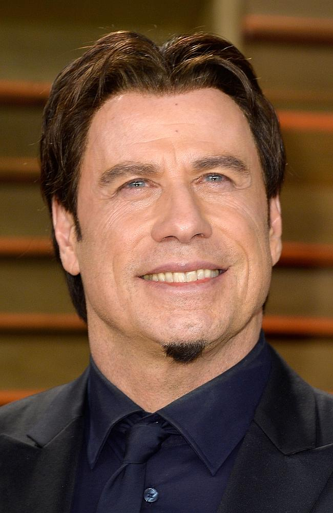 60-year-old John Travolta. Picture: Getty Images
