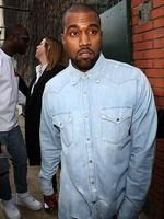 PARIS FASHION WEEK 2014: Rapper Kanye West attend the Celine show as part of the Paris Fashion Week. Picture: Getty