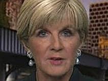 Julie Bishop discusses Cabinet leaks
