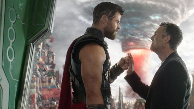 Thor seeks a bold new adventure