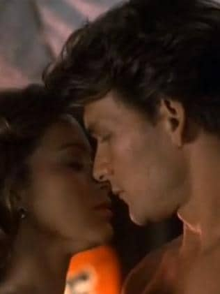 Iconic role ... Jennifer Grey and Patrick Swayze in Dirty Dancing. Picture: Supplied
