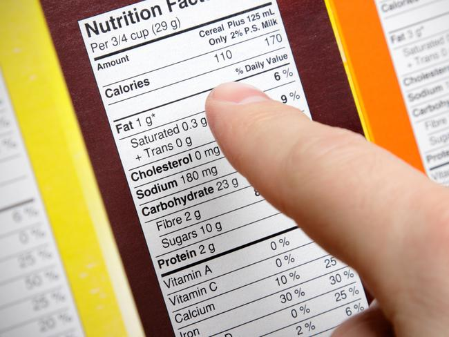Seven out of 10 packaged foods in supermarkets contain added sugar.