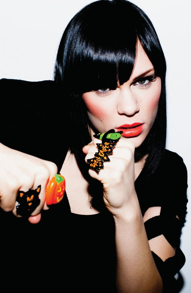 New arrival ... Brit singer Jessie J joins The Voice as a superstar coach this year. Picture: Supplied