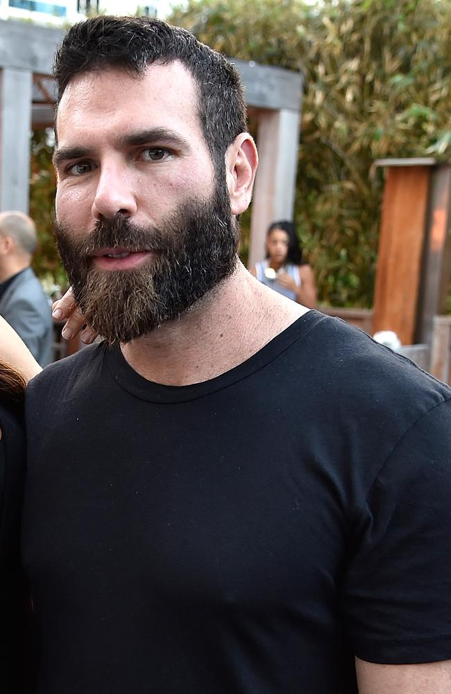 Playboy and gambler ... Dan Bilzerian at Art Basel in Miami Beach, Florida. Picture: Frazer Harrison/Getty Images