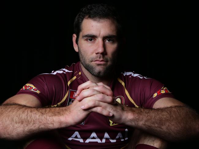 Does Cam Smith look like the type of guy who likes losing 3-0?