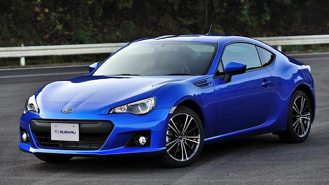 Twin aspirations: The Subaru BRZ is the same superb car as the Toyota 86.