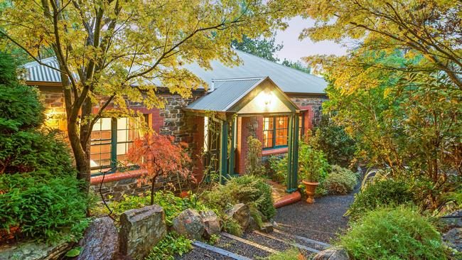 Instant karma: Find assent and beauty in a dream Hills garden
