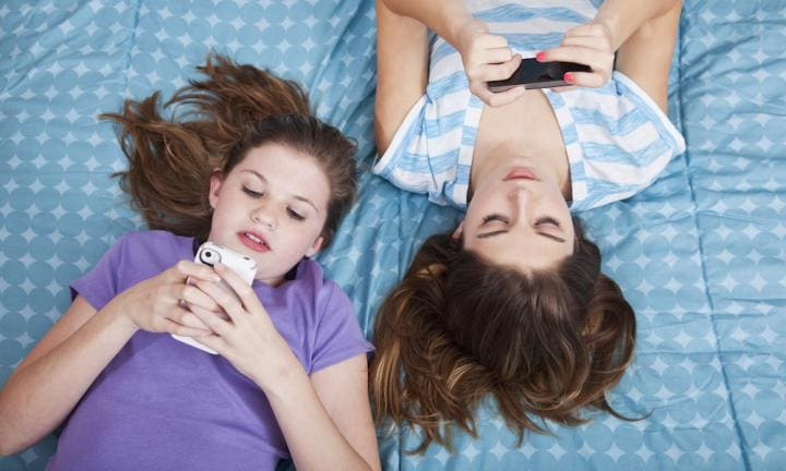 How to educate our daughters about the danger of sexting