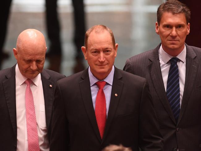 Senator Fraser Anning Update: One Nation Senator Fraser Anning Quits Party After Swearing-in