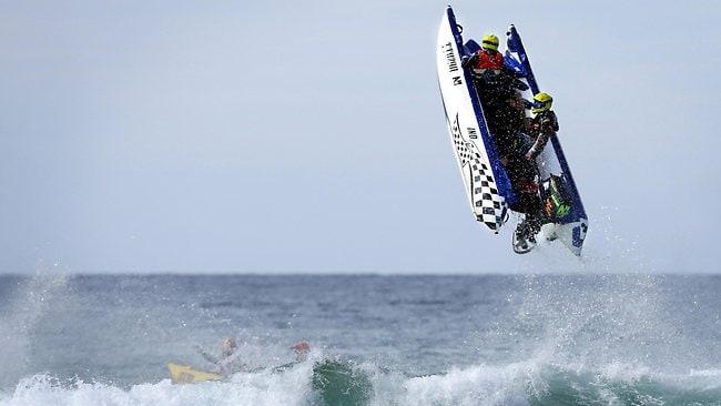 Thundercats Queensland heats Coolum Beach