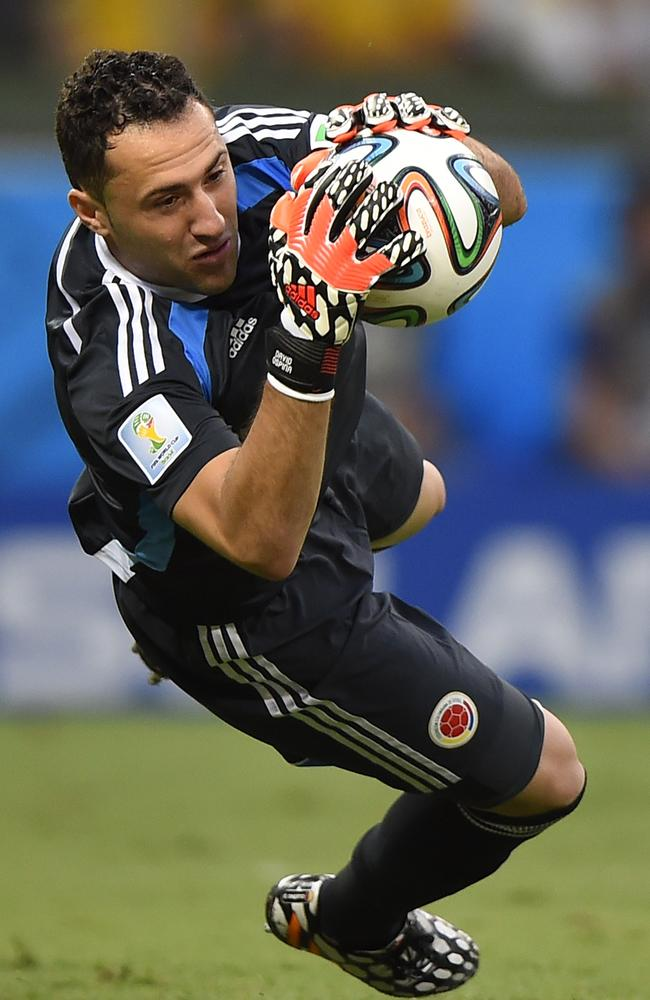 David Ospina could be geading to the EPL.