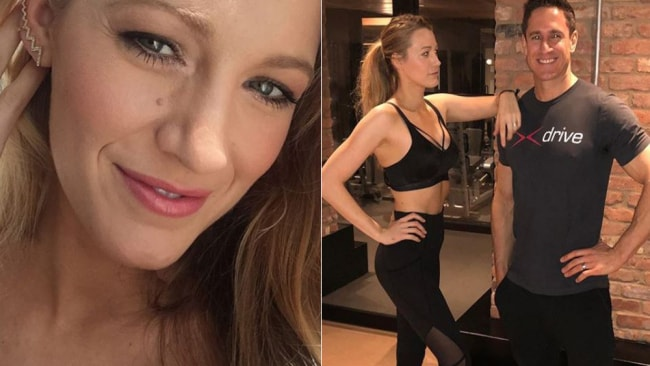Gossip Girl star Blake Lively sheds 4st in EPIC transformation