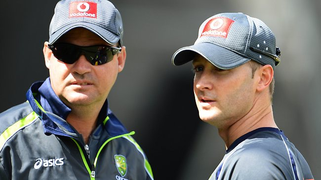 Michael Clarke has stepped down as a selector, while Mickey Arthur has been sacked as coach on a dramatic day in Australian cricket.