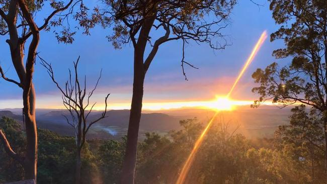Tamborine Mountain has seen an increase in residential land values. Picture: The Polish Place Facebook page.
