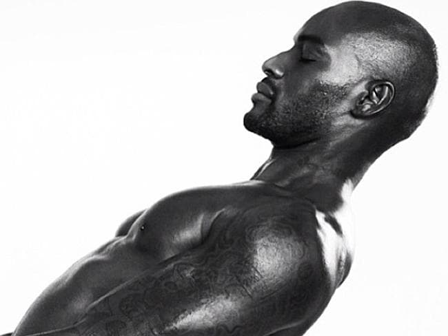 Tyson Beckford in a pic from his Instagram account. Picture: instagram.com/tysoncbeckford