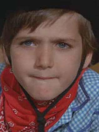 TV addict ... the character Mike Teevee in the film Willy Wonka, played by Paris Themmen. Picture: Supplied