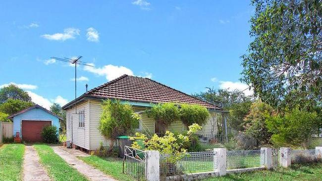 29 Sydney St, St Marys sold for more than $2 million.