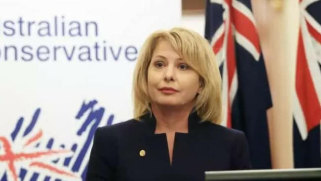Victorian MP Rachel Carling-Jenkins said she has lost contact with her ex-husband's family and friends. Picture: Aaron Francis/The Australian
