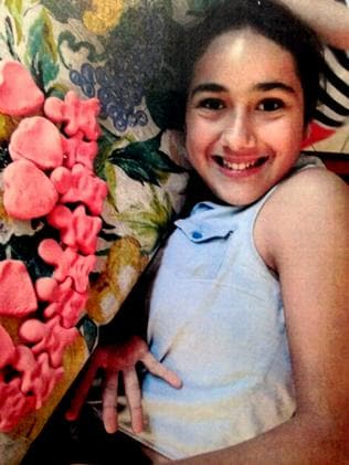 Tiahleigh Palmer. Picture: AAP Image/QLD Police