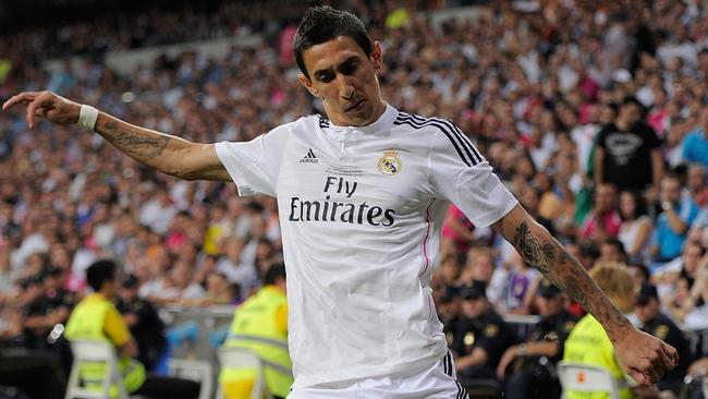 Angel di Maria could be set for Old Trafford.