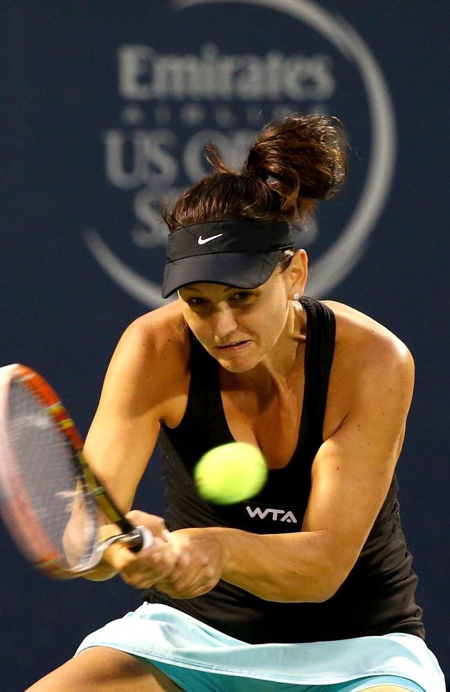 Casey Dellacqua will team up with Nick Kyrgios.