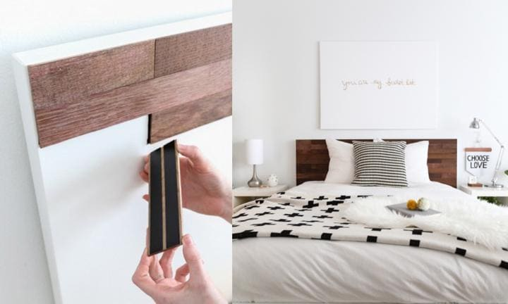 10 DIY hacks that will transform an IKEA basic into something special
