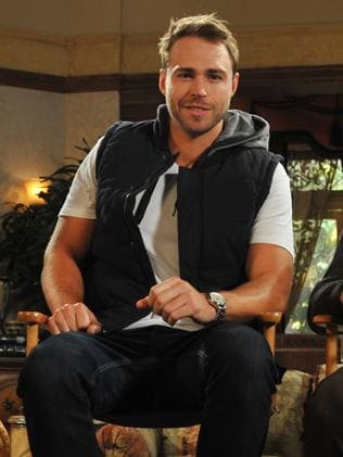 Andrew Steel was short listed to appear on Days of our Lives.