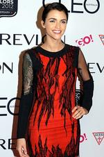 <p>Ruby Rose at the Cleo Bachelor of the Year final at Marquee nightclub at the Star.</p>