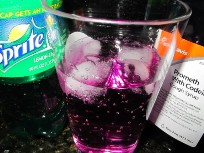 Sizzurp users mix prescription-only cough medicine with Sprite to make the drink.