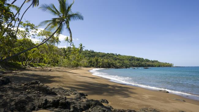 The beaches of Costa Rica are some of Carrie's favourites.