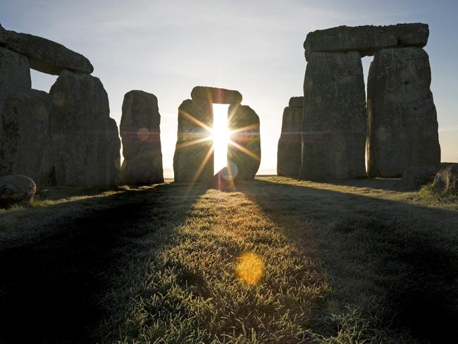 Dawn breaks at Stonehenge. Most of its secrets are unlikely to ever be understood.