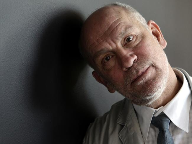 Clown ... Actor John Malkovich has attracted much criticism after saying that the only thing that should be put on in the Sydney Opera House is a circus.