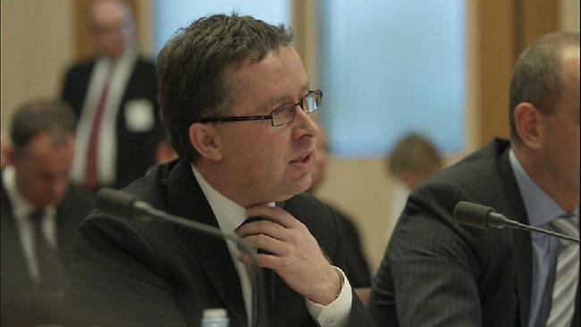 Alan Joyce defends his decision to ground Qantas' entire fleet. Picture: Kym Smith
