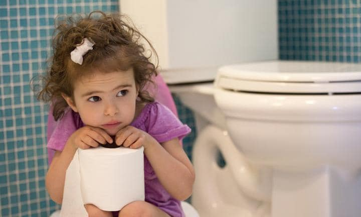 The truth about toilet training