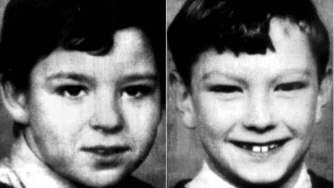 James Bulger's killers Robert Thompson and Jon Venables